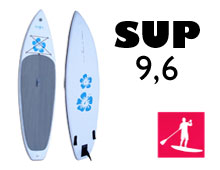 Thomas de Lussac - Sup gonflable 9'6