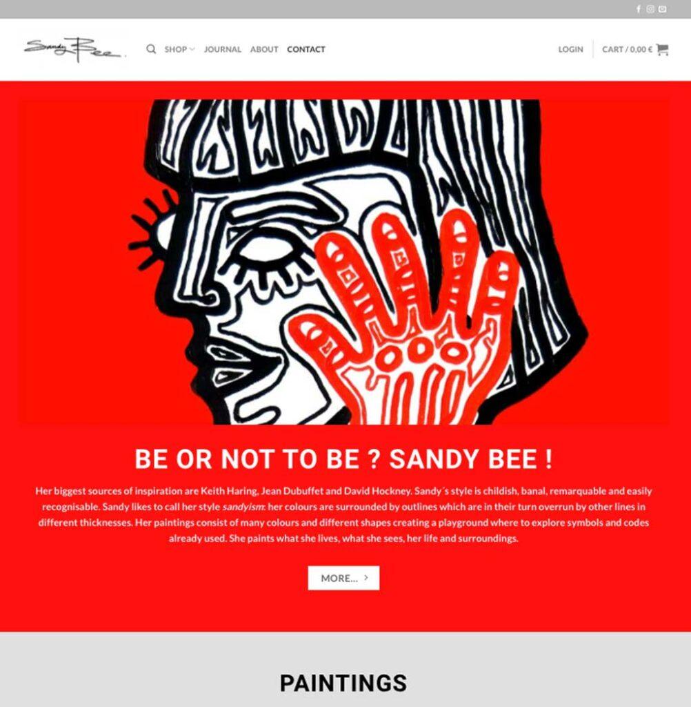 SandyBeeArtsPreview